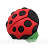 Hot Selling Rubber Household Ladybug Pin Cushion Ring Sewing Quilting Holder
