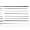 Durable in Use Custom Double Pointed Stainless Steel Knitting Needles