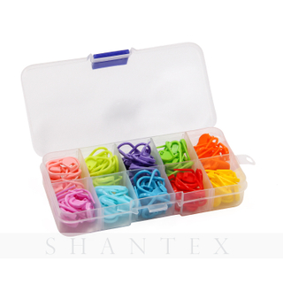 Popular Plastic Pin Clip 11mm Circular Rubber Tack Creative Tack Flat Head Paper Clip 120pins Per Box House office Use