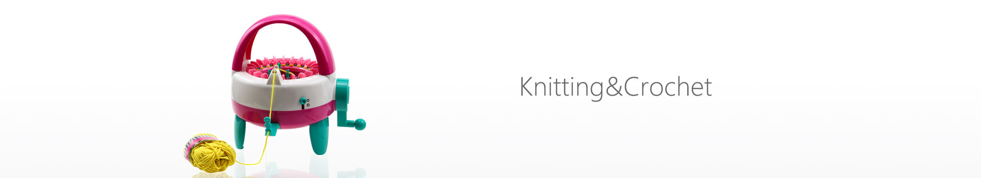 knitting&crochet