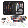 Mini Sewing Kit Box Kids Sewing Kit for Women for Home