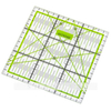 ECO-Friendly Acrylic Square Patchwork Quilting Ruler