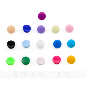 High Quality Fashion Eco-Friendly Kam Color Clothing Plastic Snap Closure Button