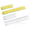 Acrylic 15cm 30cm Plastic Straight Quilting Ruler Tailoring Rulers Scale Parallel Ruler